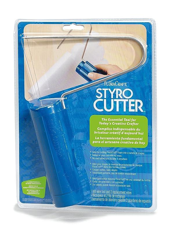 FloraCraft Styrofoam Cutting Tool Hot Wire Battery Operated StyroCutter