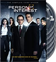 Person of Interest: S3 (DVD)