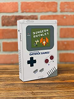 Dungeon Royale - Best Rated Strategy Board Game by Gatwick Games - Popular New Game Funded on Kickstarter - Great for Family Game Night, Couples Date Night, and Birthday Party Events - 2 to 5 Players