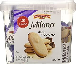 Pepperidge Farm Milano Cookies, Pack Of 20