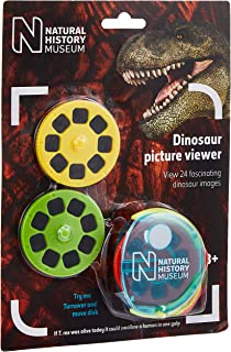 brainstorm Natural History Museum Dinosaur Picture Viewer,Multicolor,N5102
