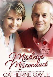 Mistletoe Misconduct (Portland Storm Book 12)