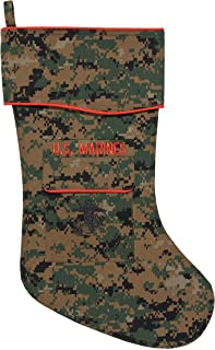 U.S. Marines Christmas Stocking - Woodland