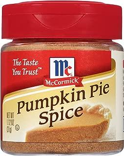 Best mccormick pumpkin pie Reviews