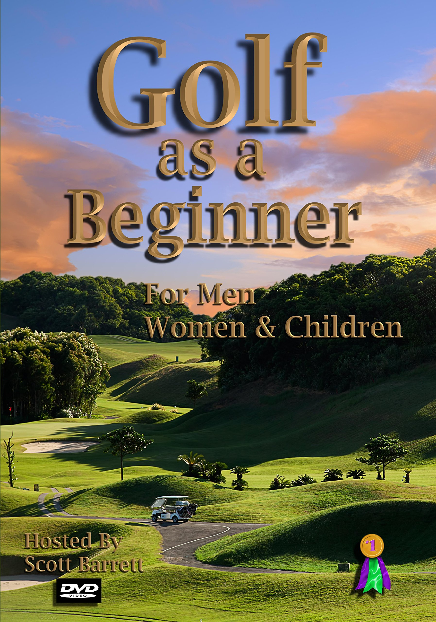 Golf As Beginner Instruction Dvd