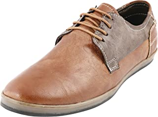 Bacca Bucci Men's Lace Up Flats