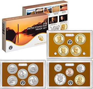 2014 S US Mint Set Clad Proof