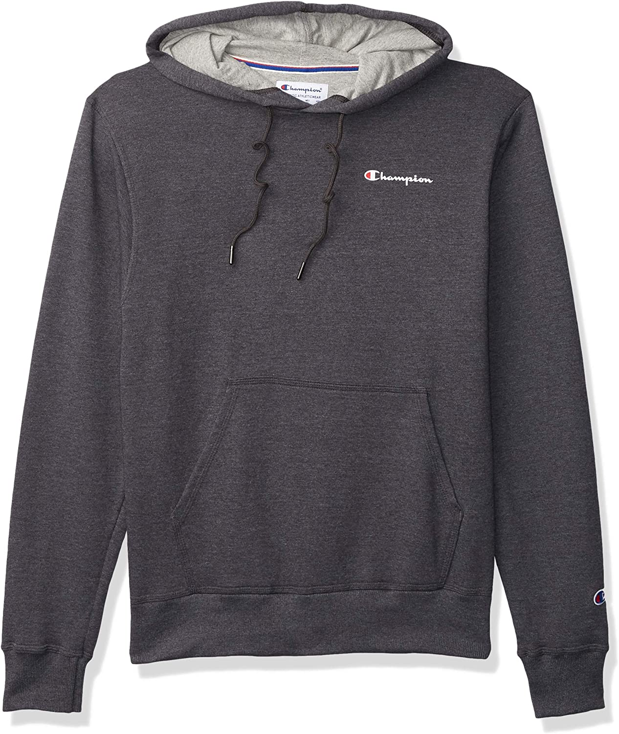 Champion Mens Powerblend Graphic Hoodie