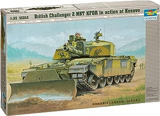 Trumpeter 1/35 British Challenger II Main Battle Tank Model Kit