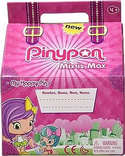 Pinypon - Happy Pin, con 5 figuritas de Pinypon, para niños