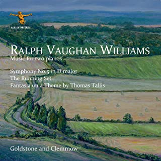 Vaughan Williams: Music for 2 Pianos