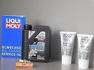 Maintenance Kit Honda NSC 110 nbsp Vision 110 nbsp Oil Service Inspection Oil Filler Spark Plug