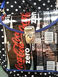 Recycled cans - TheGermanMarket.co.uk Can Bag Handmade From Coca-Cola, Pepsi Or Heineken Large Coke Zero