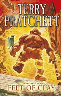 Feet Of Clay: (Discworld Novel 19): from the bestselling series that inspired BBC's The Watch
