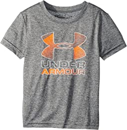 Under Armour Kids - Big Logo Hybrid Tee (Toddler)
