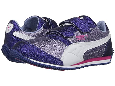 76d54a30fa0 Puma Kids Steeple Glitz Glam V PS (Little Kid Big Kid) at 6pm