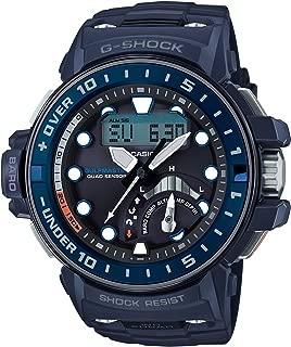 [カシオ] 腕時計 ジーショック GULFMASTER 電波ソーラー GWN-Q1000A-2AJF メンズ ブラック