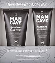 ManCave Natural Sensitive SkinCare Set
