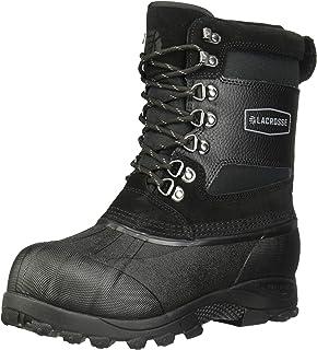 حذاء رجالي من LaCrosse مطبوع عليه Outpost II 11 بوصة أسود-M