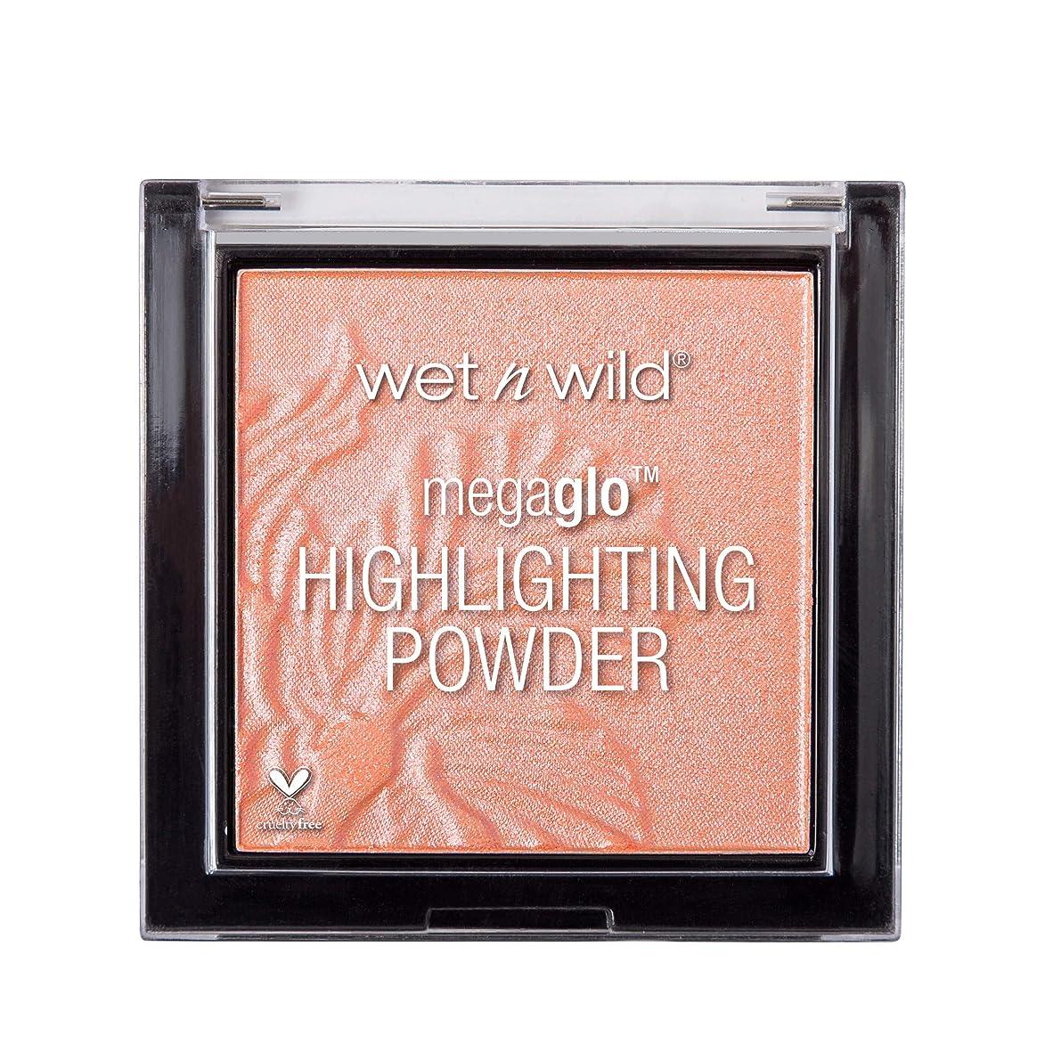 瞑想引き潮事WET N WILD MegaGlo Highlighting Powder - Bloom Time (並行輸入品)