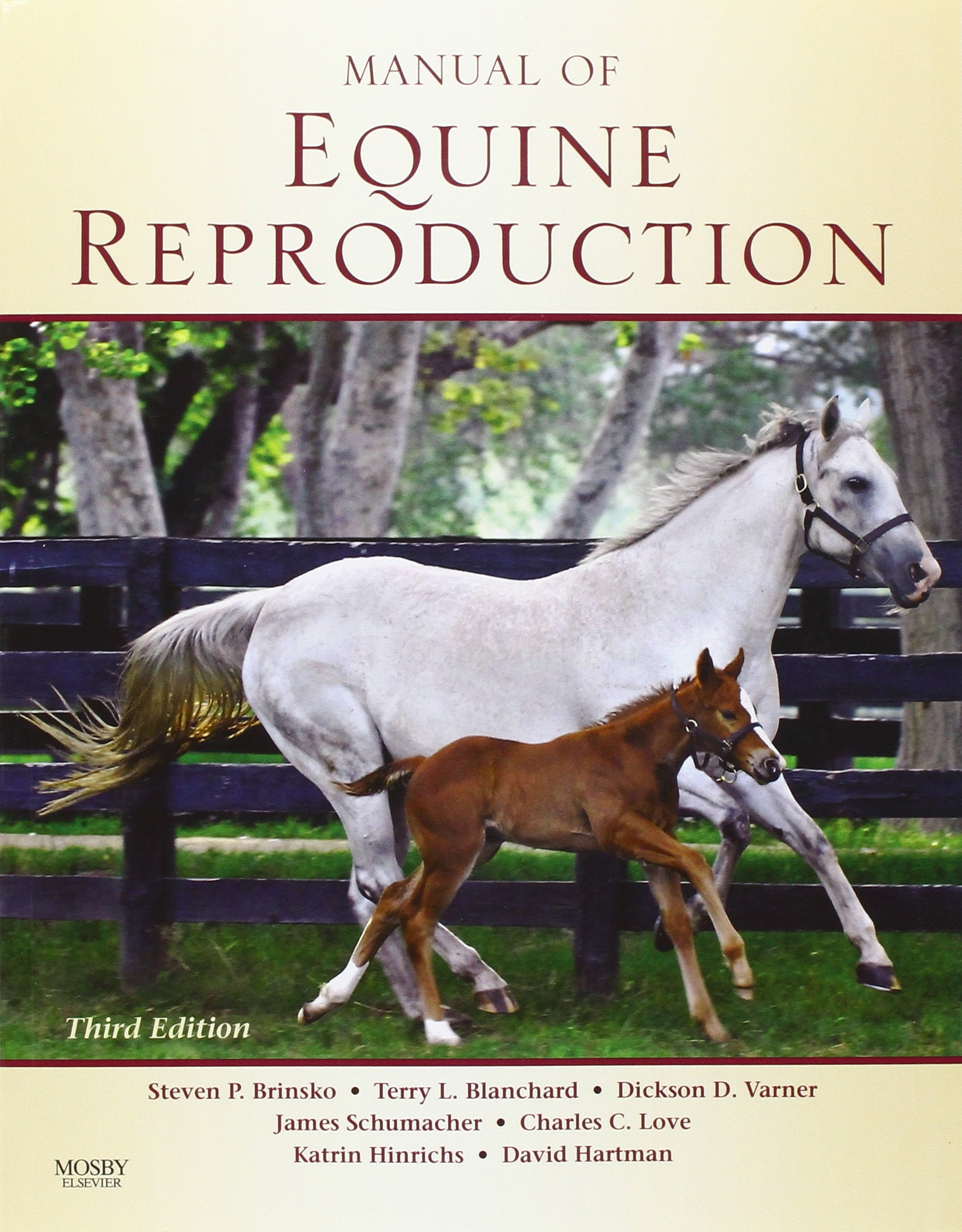 Image OfManual Of Equine Reproduction