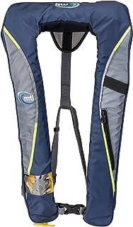 MTI Helios 2.0 Inflatable Life Jacket - Turquoise/Yellow