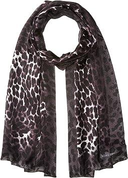 Leopard Ombre Oblong
