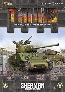 Tanks: US Sherman Tank Expansion Board Game