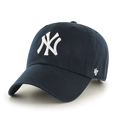 MLB 47 Clean Up Adjustable Hat, Adult