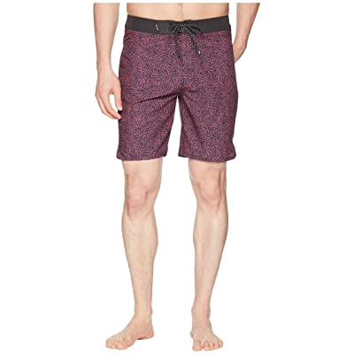 Rip Curl Mirage Conner Spin Out Boardshorts (Red) Men