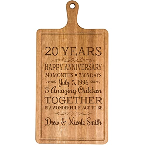 20 Year Wedding Anniversary Gift Ideas: 20 Year Anniversary Gift For Wife: Amazon.com
