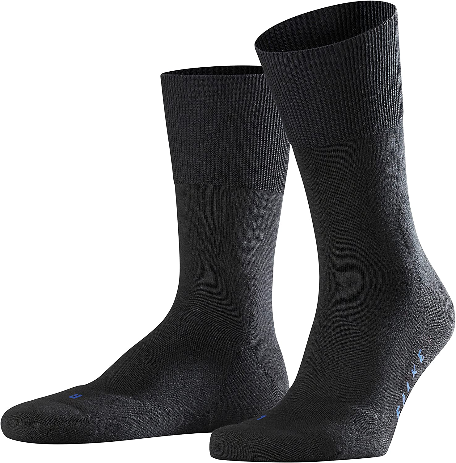 FALKE Unisex-Adult Run Socks Cotton Black Animer and price revision Genuine Free Shipping Colors 1 White Pa More