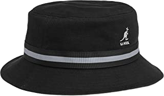 Kangol Men's Striped Lahinch Updated Version of the Classic Bucket Hat