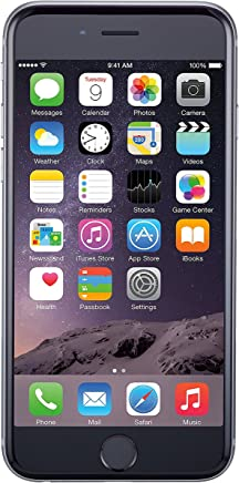 Apple iPhone 6, GSM Unlocked, 64GB - Space Gray (Refurbished)