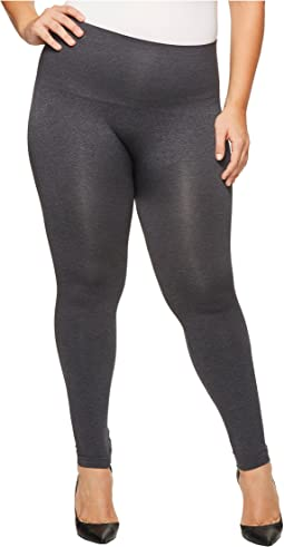 Spanx Plus Size Seamless Print Leggings
