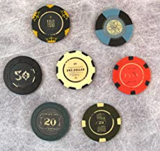 "FALLOUT New Vegas Collector's Edition""Lucky 7 Poker Chips"""