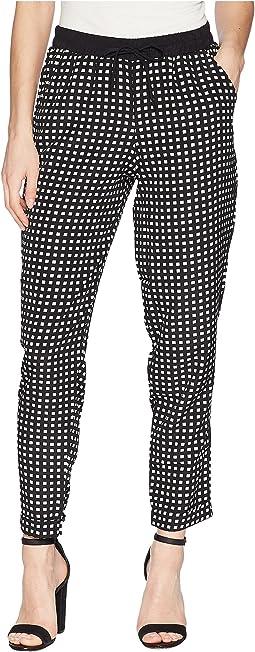 Printed Woven Soft Pants
