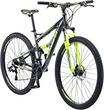 green schwinn mountain bike