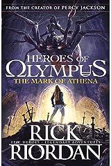 The Mark of Athena (Heroes of Olympus Book 3) (Heroes Of Olympus Series) Kindle Edition