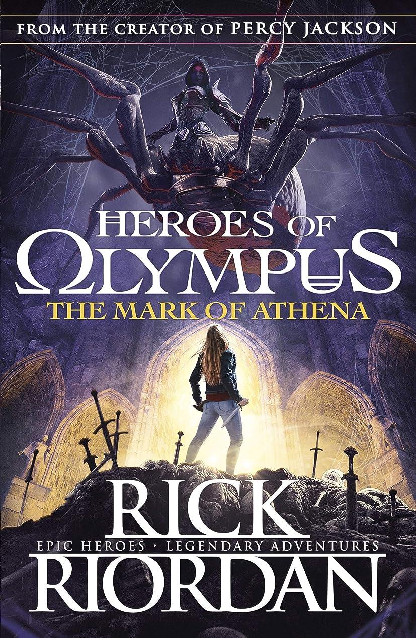 ダウンタウンエッセイ収入The Mark of Athena (Heroes of Olympus Book 3) (Heroes Of Olympus Series) (English Edition)