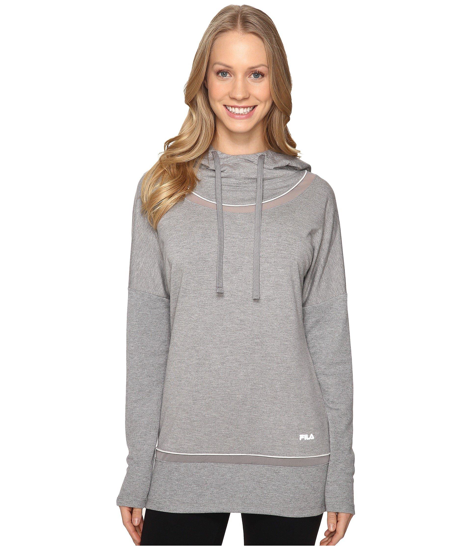 Buzo o Chaqueta para Mujer Fila Lux Yoga Pullover  + Fila en VeoyCompro.net