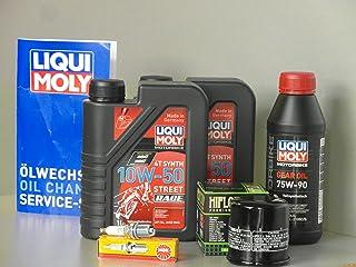 Kit di manutenzione Polaris Sportsman 550ispezione Olio Filtro olio candela Service