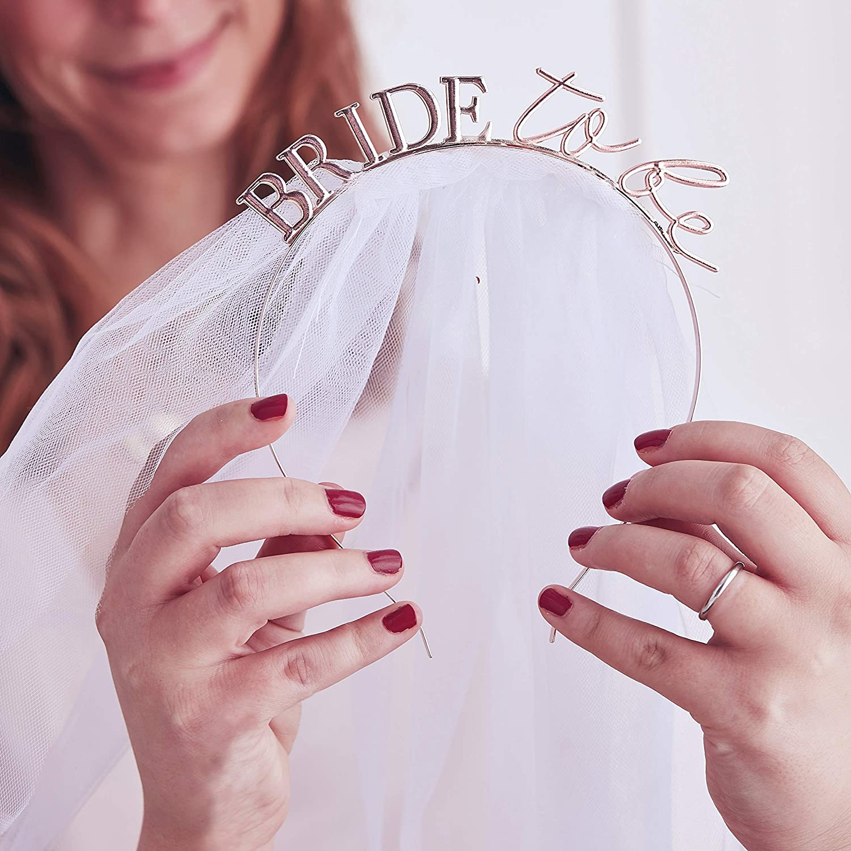 Personalised Veil Hen party veil Future Mrs veil Bachelorette veil Bride to be veil Bride veil wedding veil hen do Bridal shower