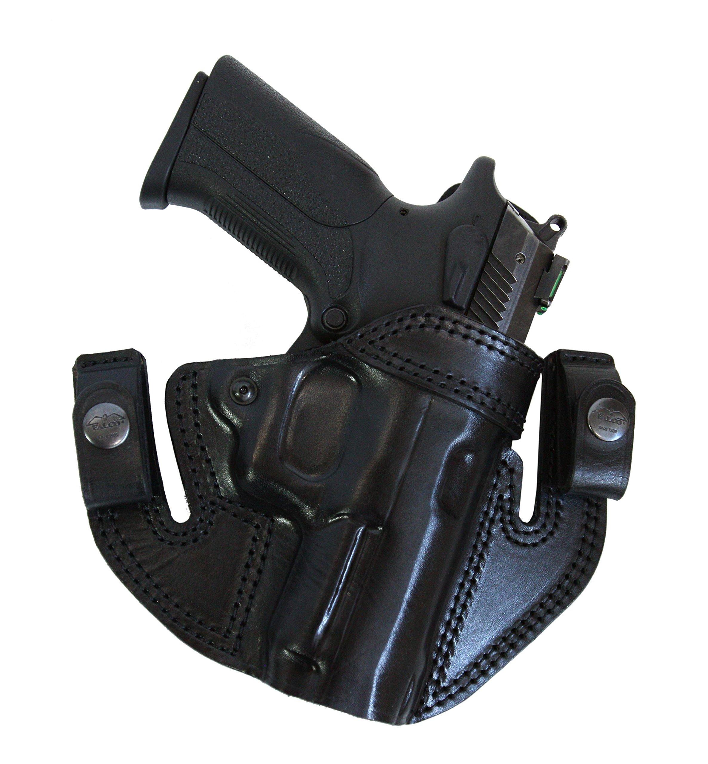 Beretta 92FS IWB Leather Holster