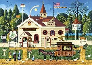 Buffalo Games - Charles Wysocki - The Bird House - 300 Large Piece Jigsaw Puzzle