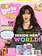 Girls' World Magazine May 2020 Camila Cabello Takes You Inside Her World! - Which SPIRIT RIDING FREE Character Is Most Like You?