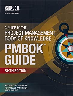 A Guide to the Project Management Body of Knowledge (PMBOK® Guide) - English, 6th Edition