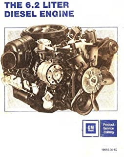 The 6.2 Liter Diesel Engine [GM Product Service Training] (training, 16015.05-1D)