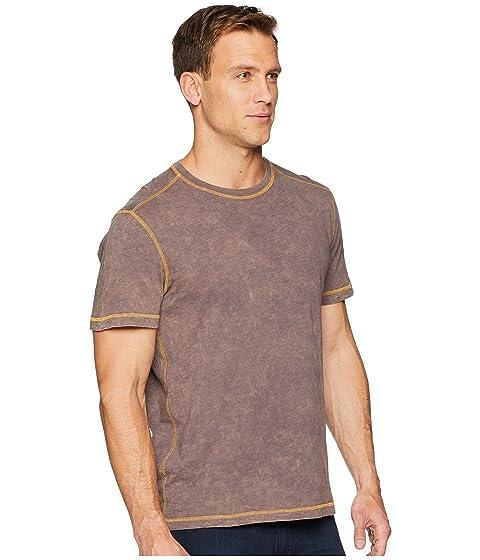 de cuello manga Agave Denim Snapper corta redondo con y de redondo Camiseta cuello Rock Pavement IzpqwFp