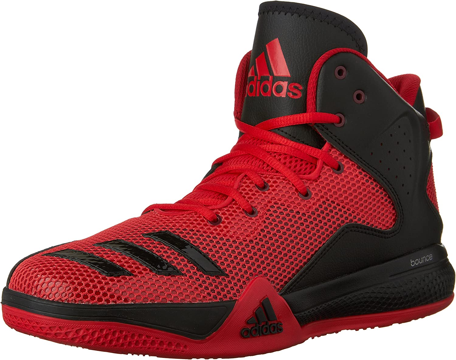 Adidas Men's DT Bball Mid Basketball shoes